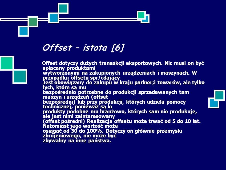 Offset – istota [6]
